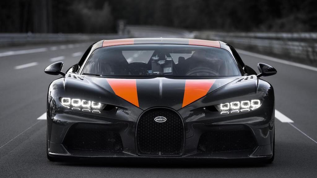 Bugatti - a világ leggyorsabb autója 2019