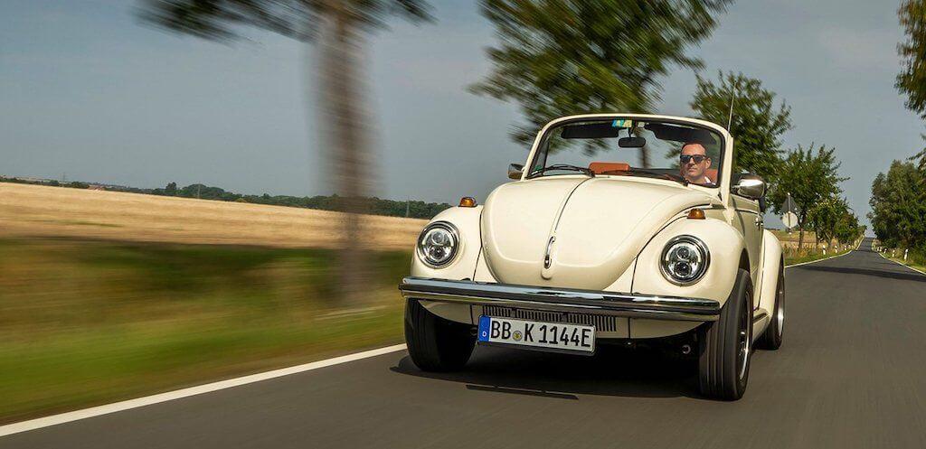 elektromos volkswagen beetle