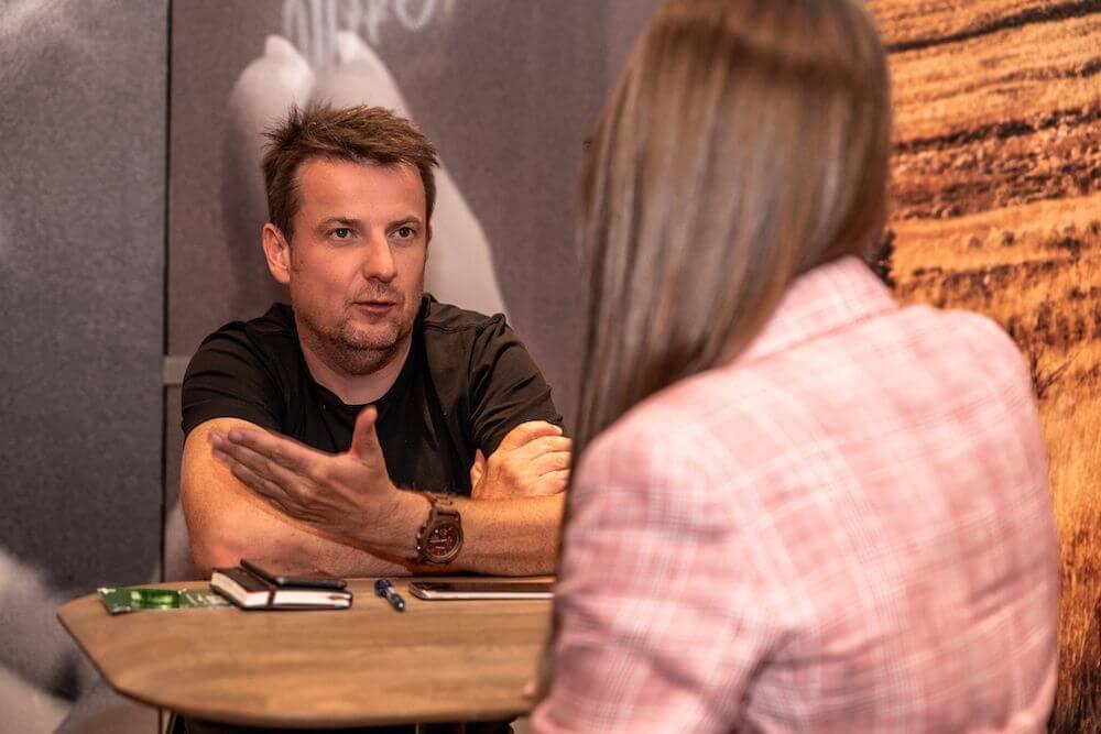 Barna Tamás - interjú - BrandFestival