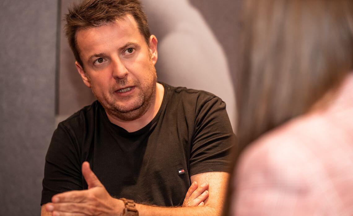 interjú - Barna Tamás