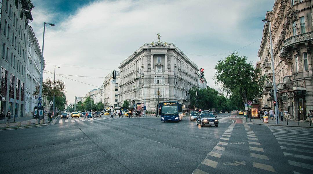 Budapest - ingatlanpiac - 2019 - ősz