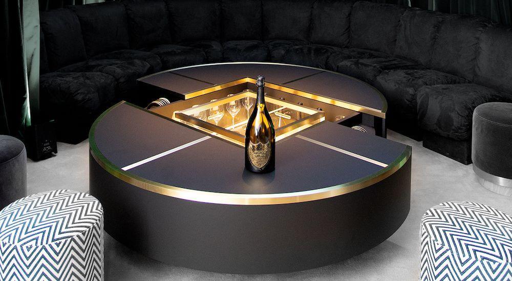 champagne Dom Pérignon Lenny Kravitz
