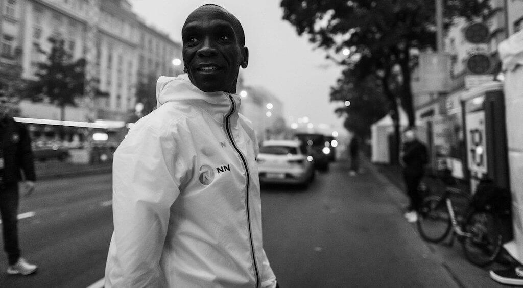 Maraton - rekord - Eliud Kipchoge