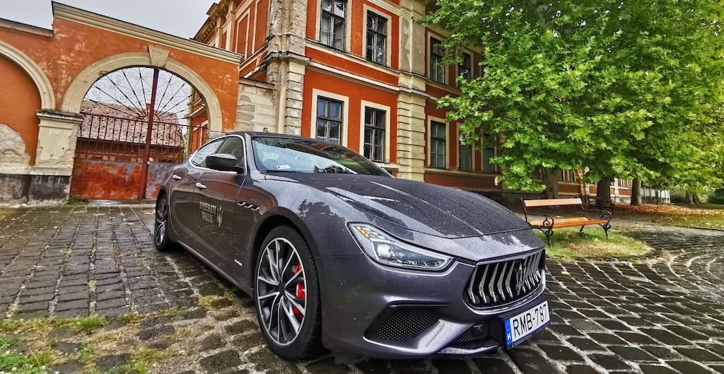 Maserati - Ghibli