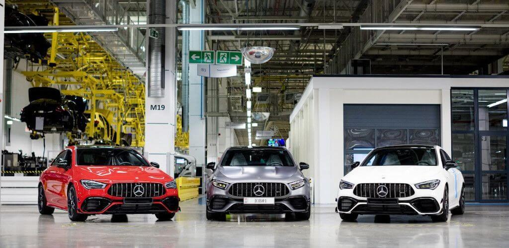 Mercedes - AMG