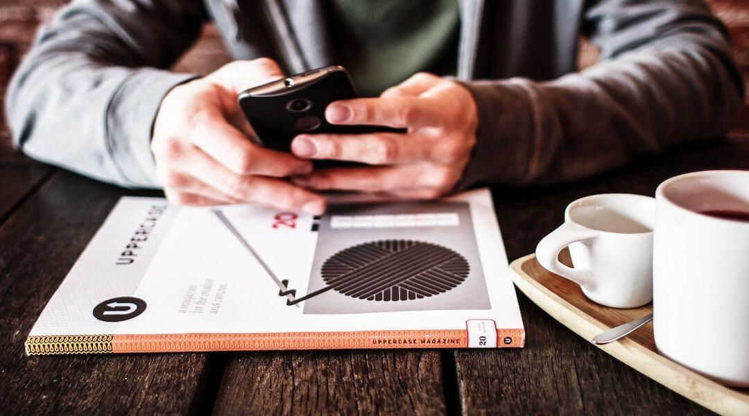 Okostelefon - stressz - mentális erő