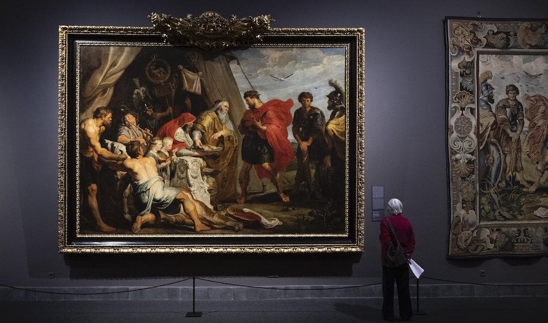 Rubens - Szépművészeti - Budapest