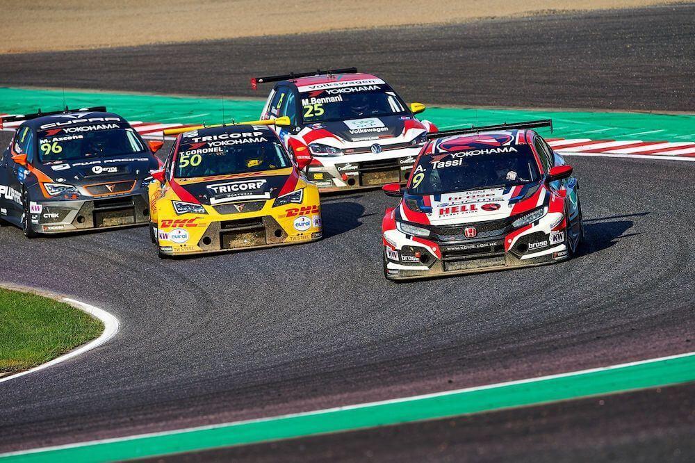 Tassi Attila - motorsport - WTCR
