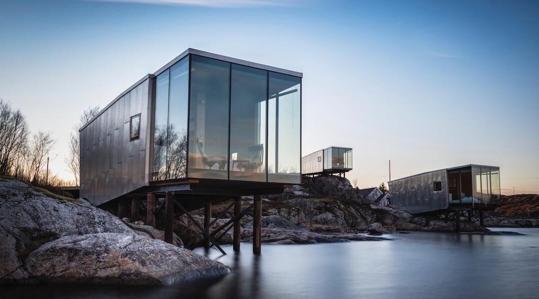 Skandinávia - utazás - design