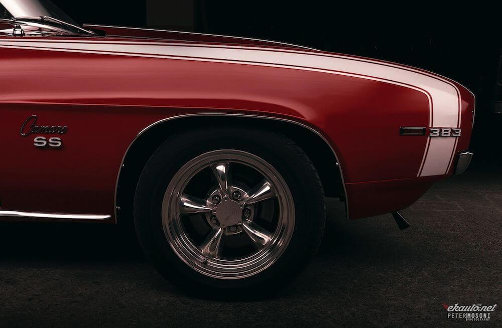 Chevrolet Camaro - átépítés