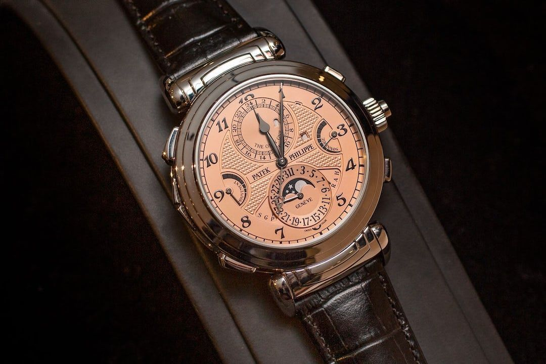 Patek Philippe - Only Watch - 2019