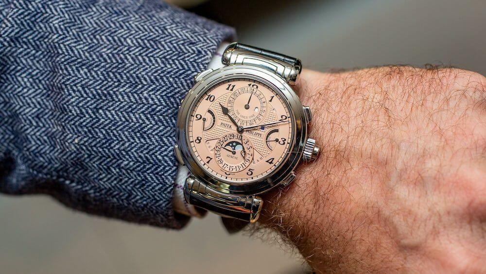 Patek Philippe - Only Watch - 2019 - aukció