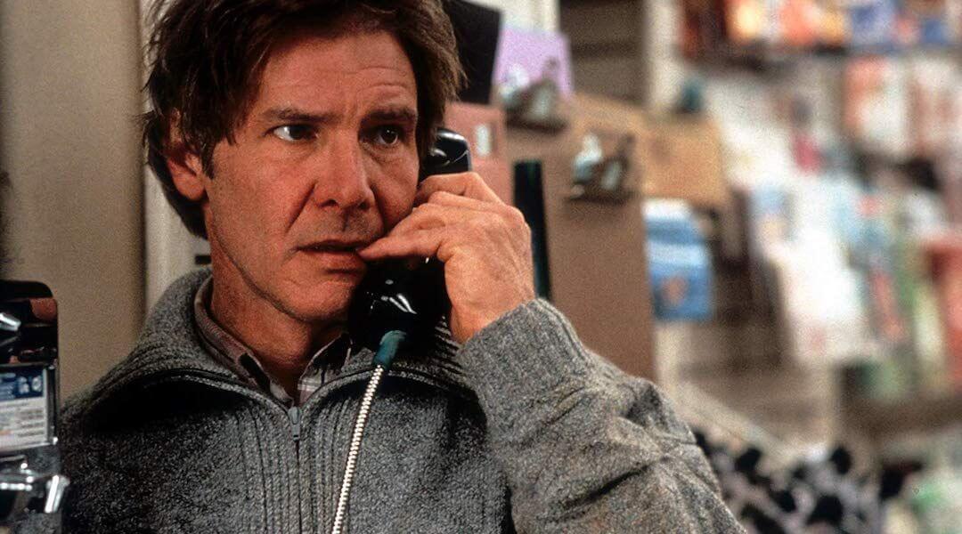 A szökevény - Harrison Ford