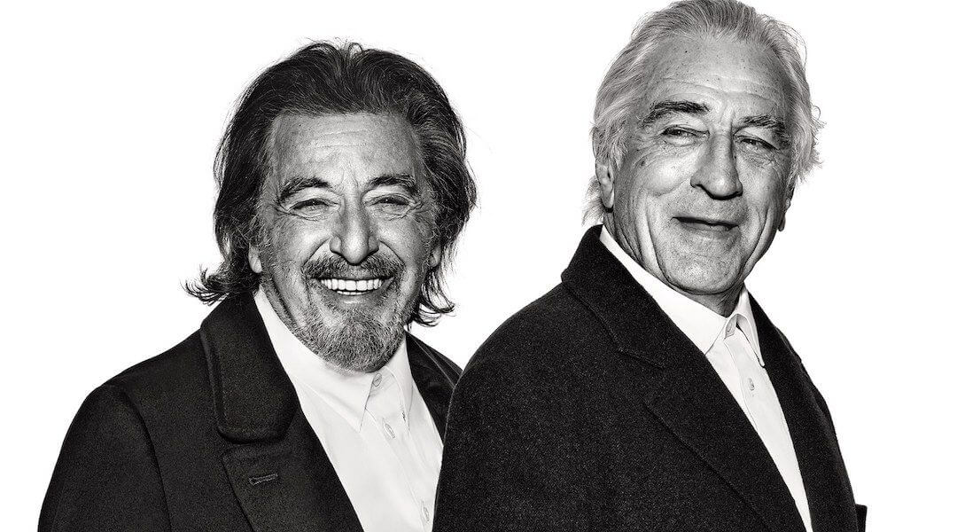 Robert De Niro és Al Pacino