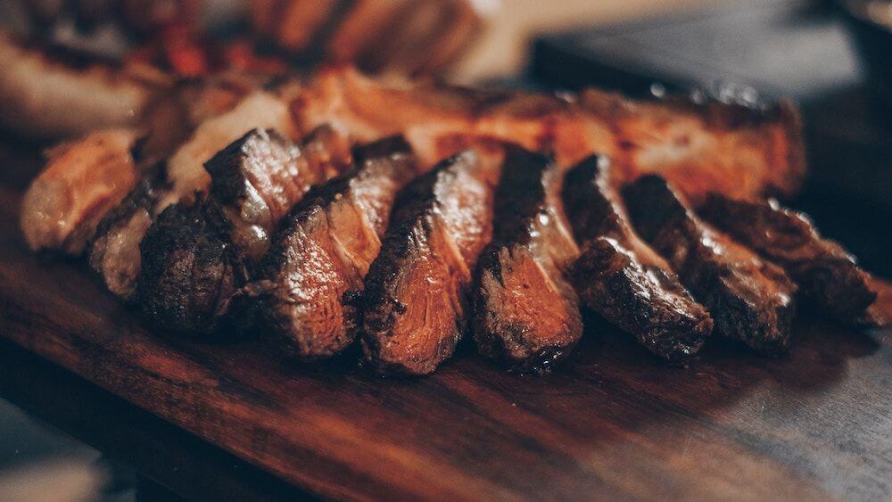 argentin konyha - steak - otthon