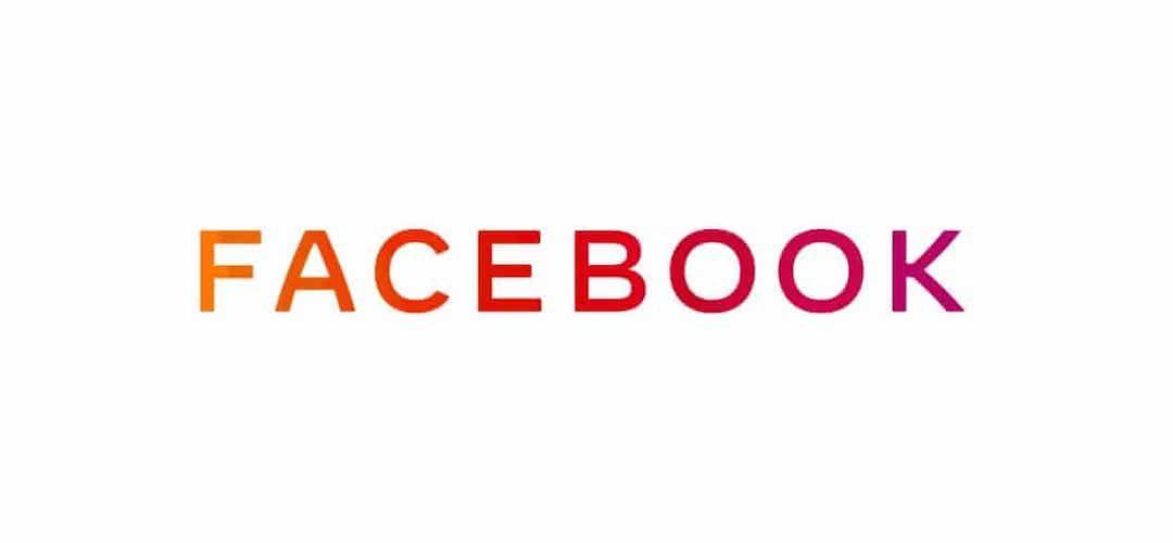 facebook új logó