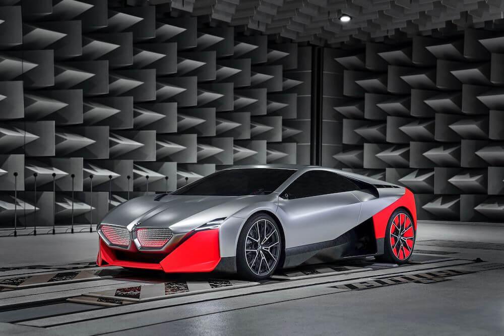 Hans Zimmer - BMW - elektromos BMW