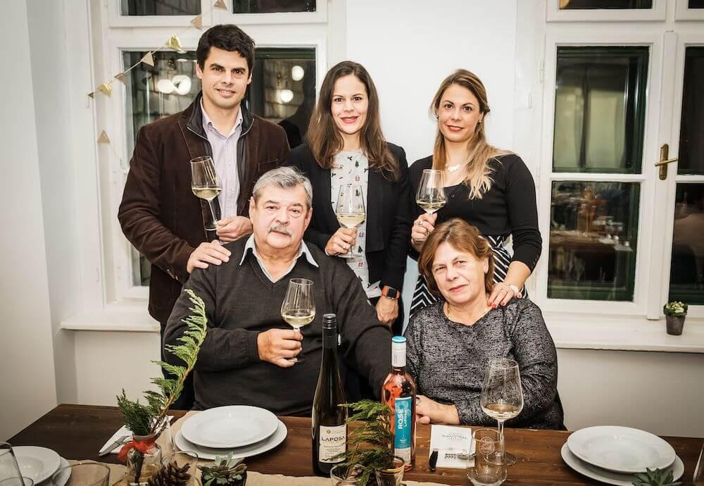 Laposa - együtt a család