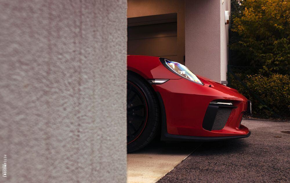 Mosoni - Porsche 911 Speedster