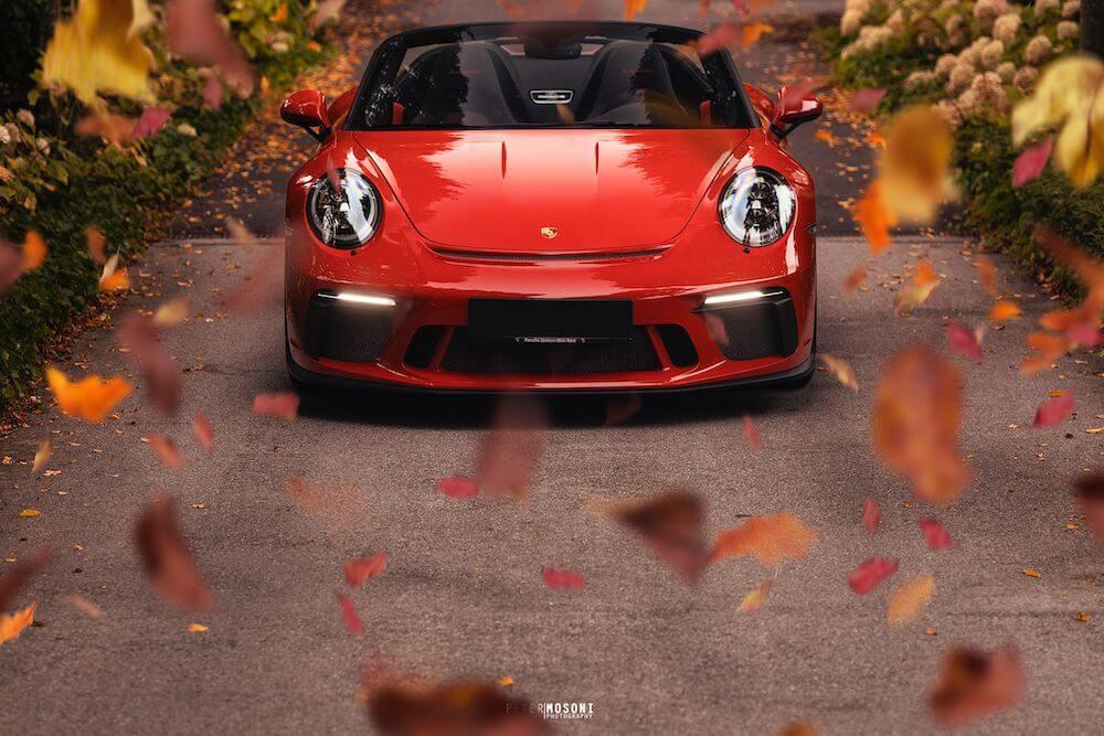 Porsche Speedster 911 - Mosoni Péter