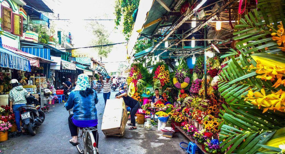 Virágpiac