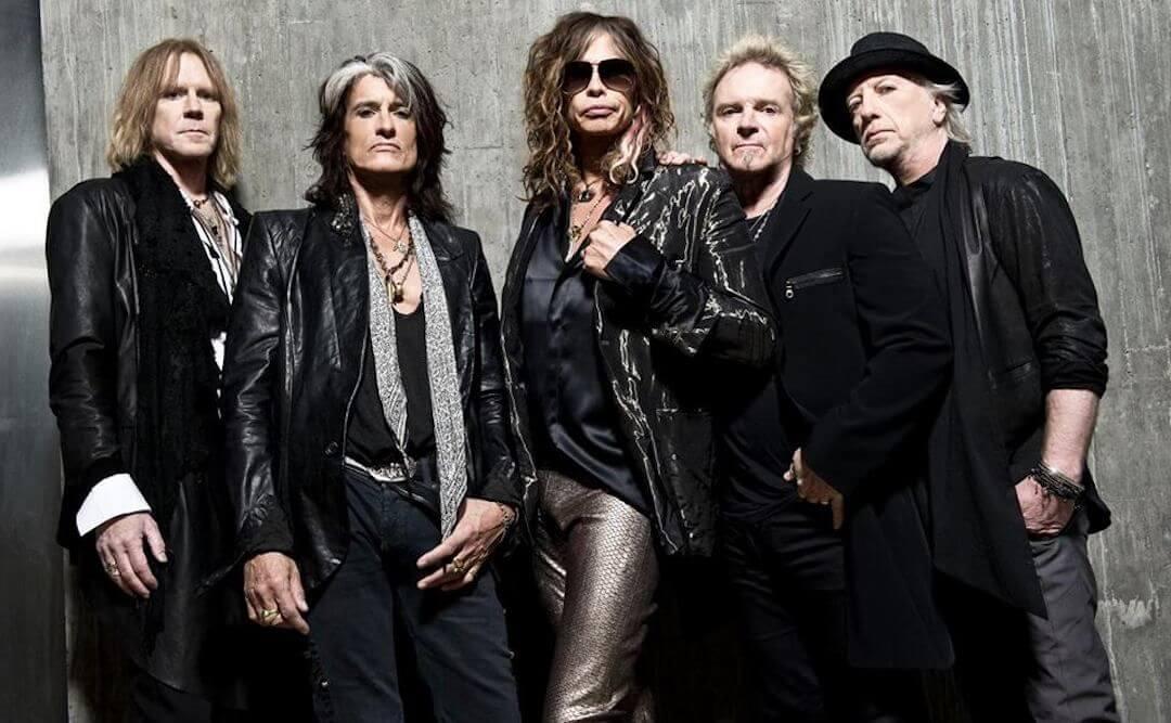 Aerosmith - Budapest - 2020