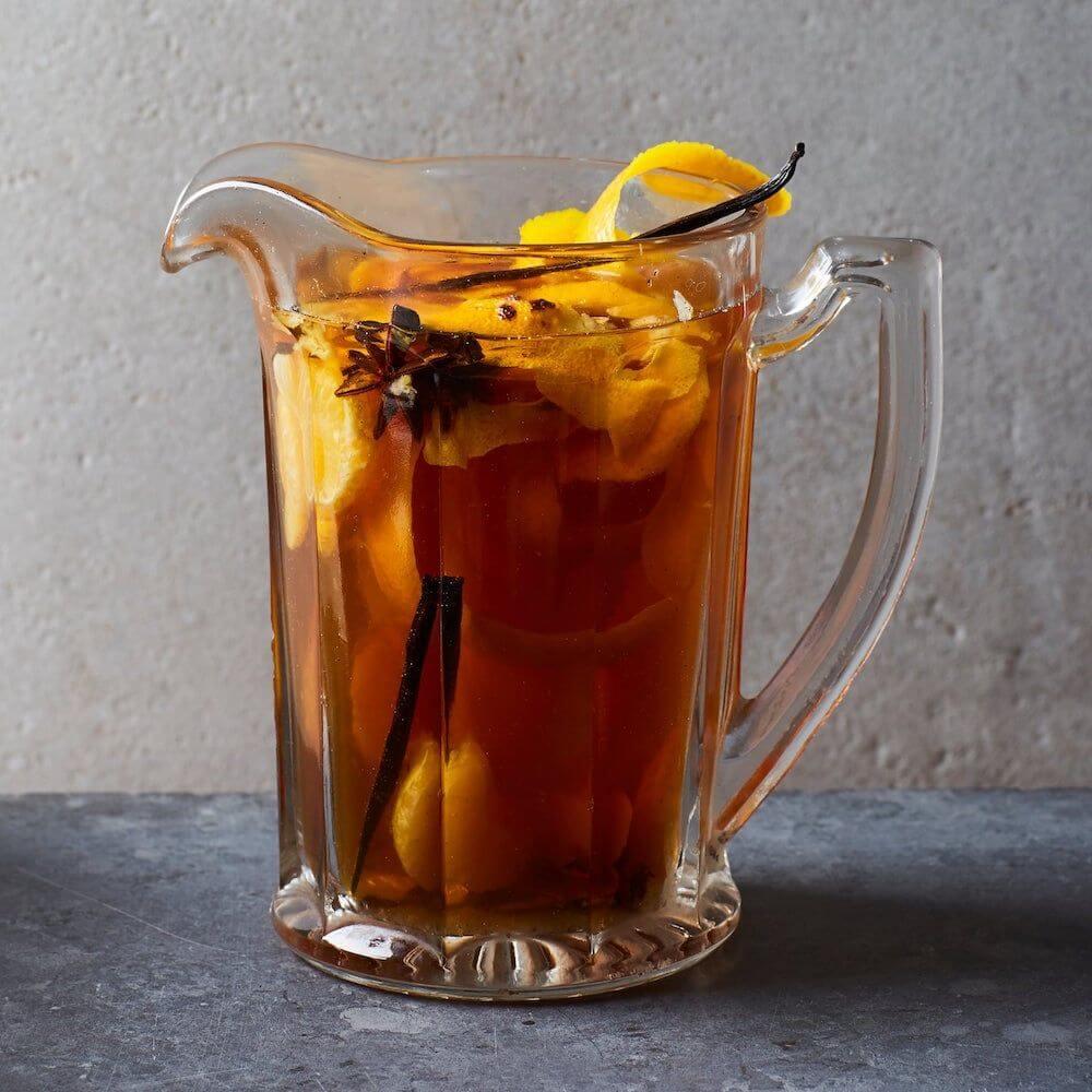Forralt cider
