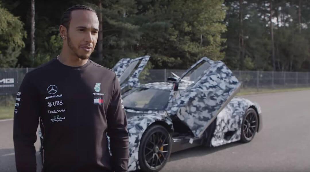 Hamilton - Mercedes-AMG Project One
