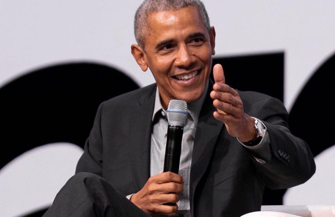 Barack Obama - döntés
