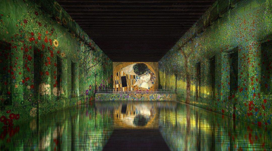 Gustav Klimt kiállítás 2020