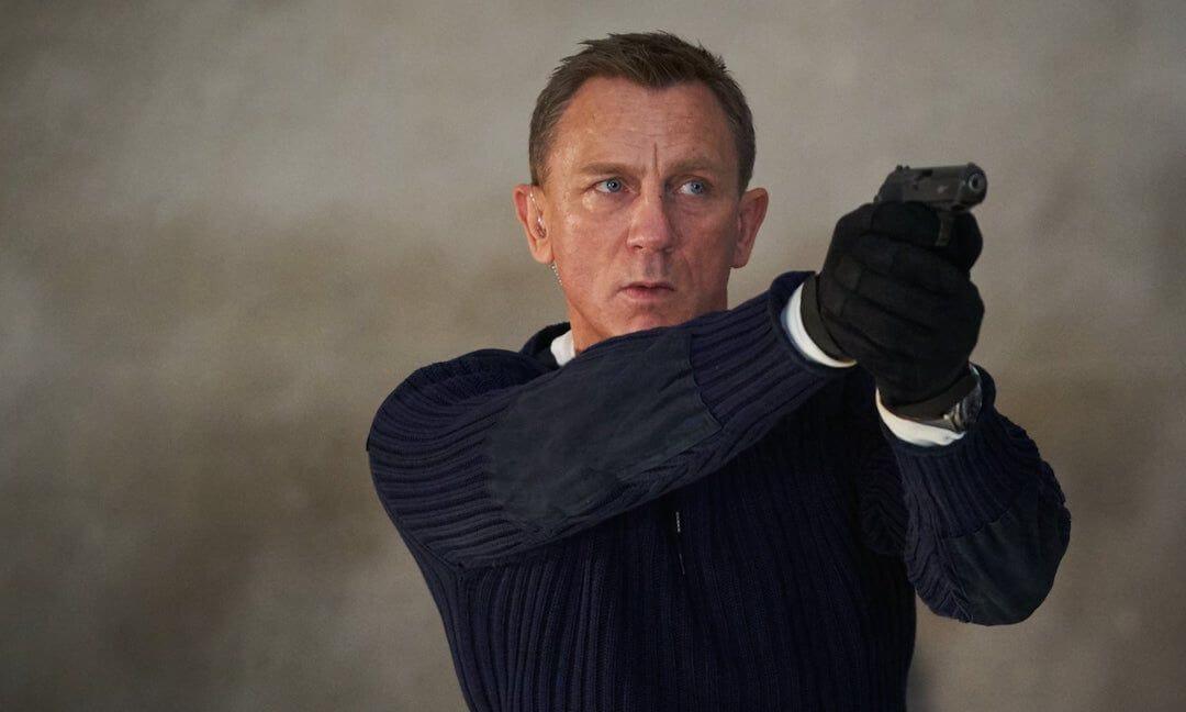 James Bond - első - előzetes