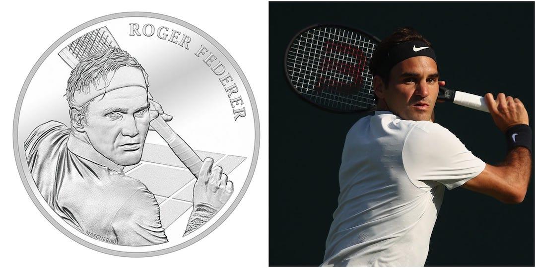 Roger Federer - 2019