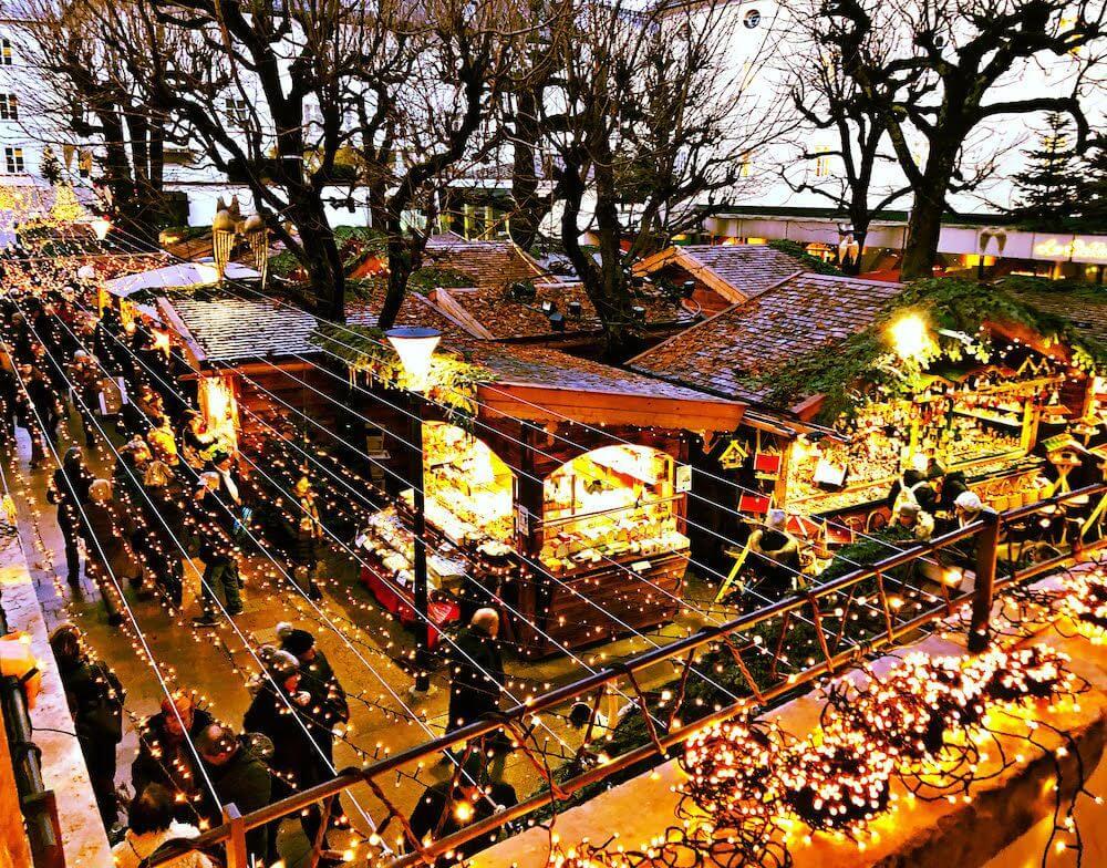 Salzburg - Advent - 2019