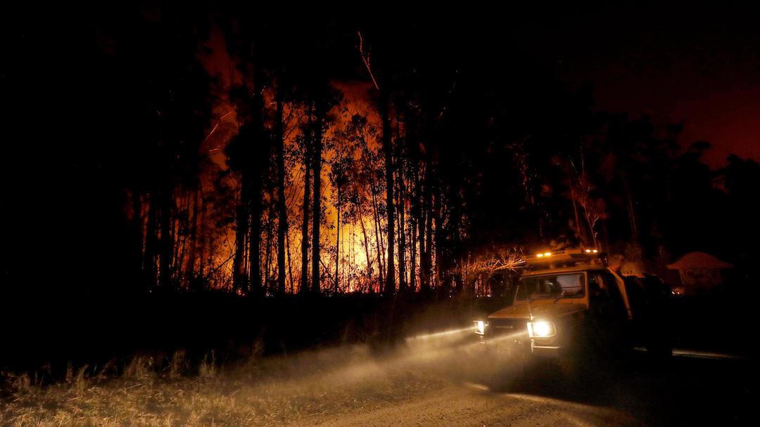 Ausztrália tűz - 2020
