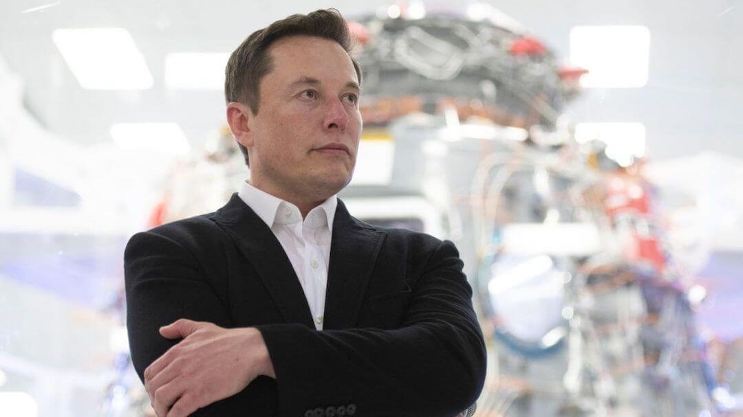 Elon Musk - Tesla - 2020