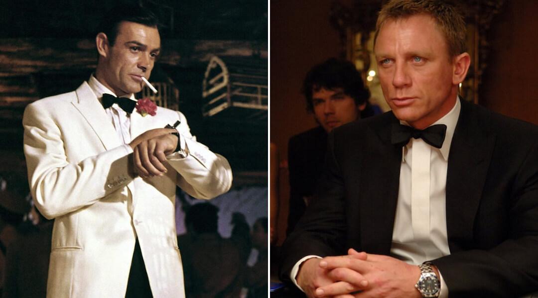 férfi karóra - James Bond