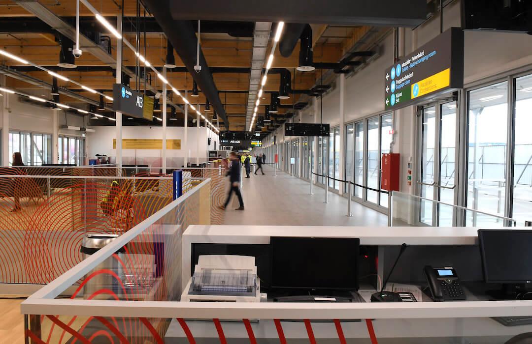 Budapest Airport - 2020