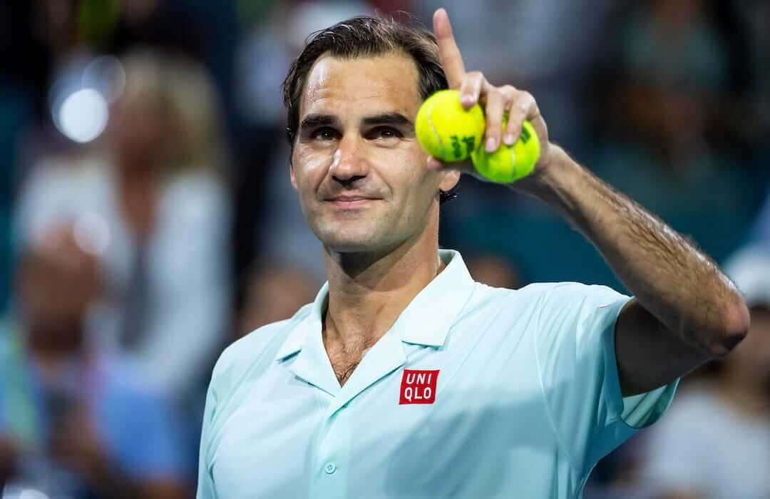 Roger Federer - 2020