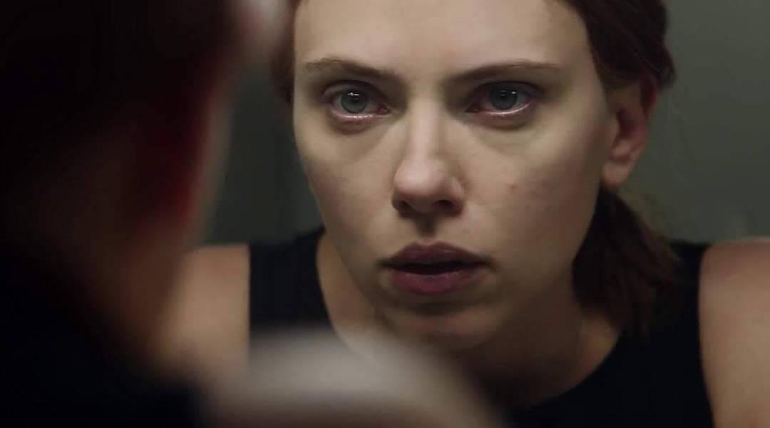 Scarlett Johansson - Fekete Özvegy - 2020