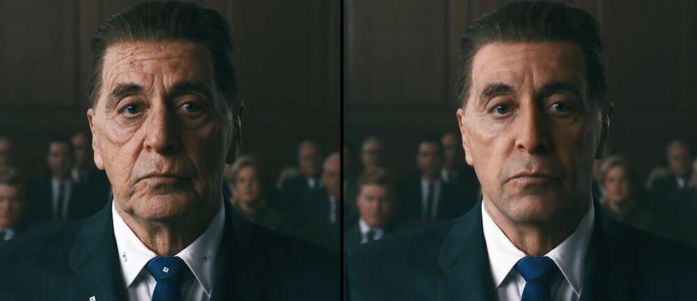 Scorsese - Az ír - Al Pacino