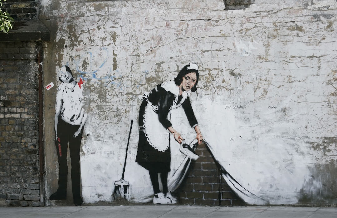The Art of Banksy - 2020