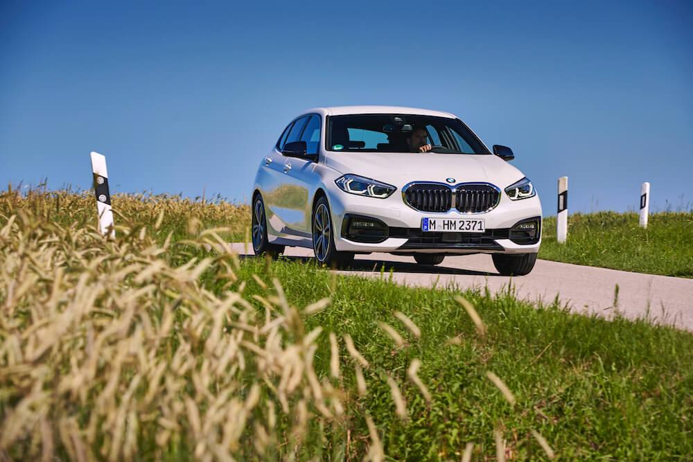 új BMW 118d