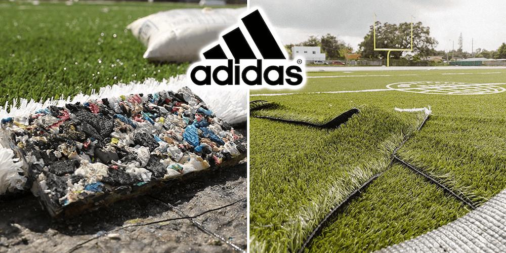 adidas - fenntarthatóság - műanyag - 2020