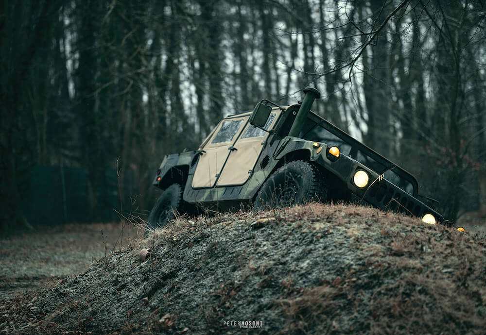 Mosoni Péter - Humvee - képek