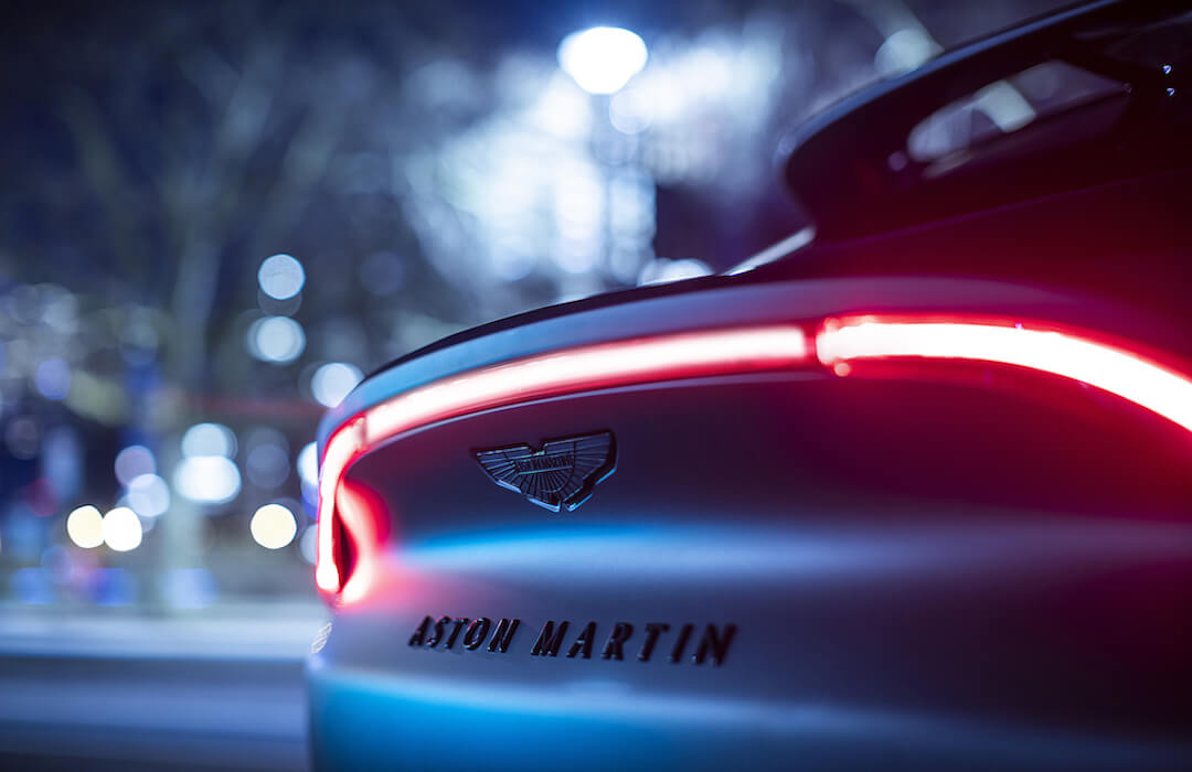 Aston Martin DBX - Aston Martin SUV -2020