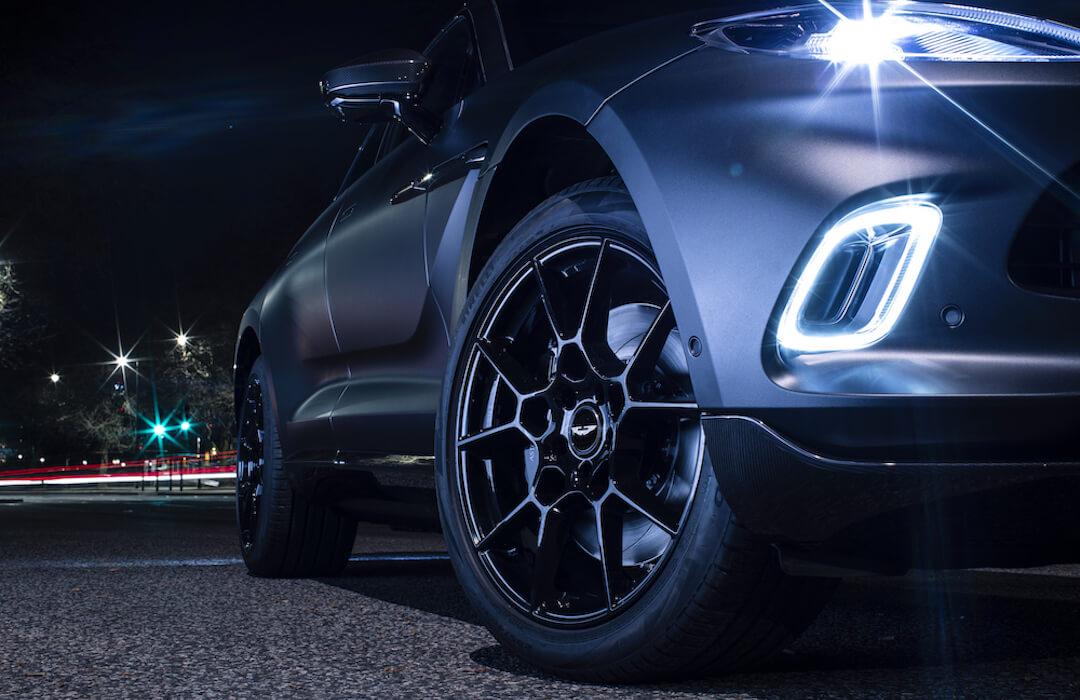 Aston Martin SUV - DBX