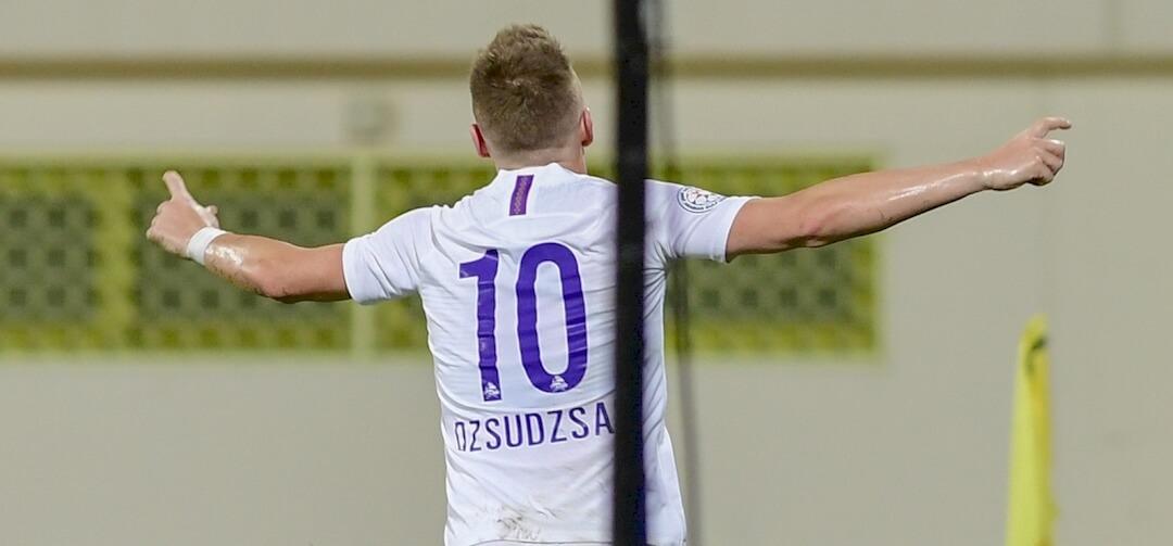 Dzsudzsák Balázs - első gól