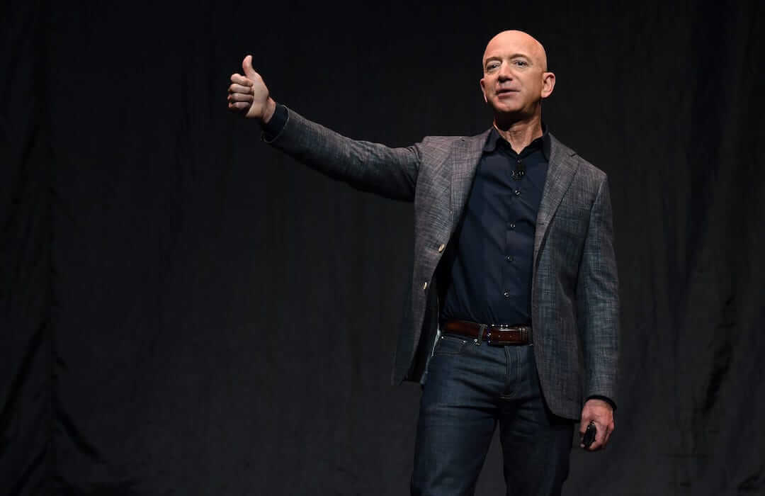 Jeff Bezos - döntés