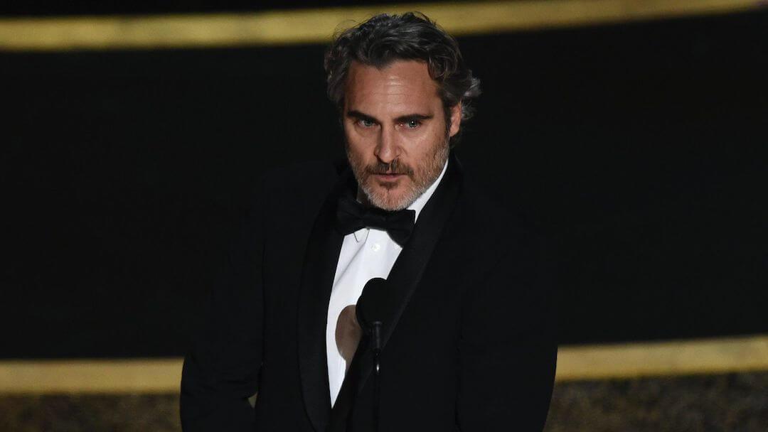 Joaquin Phoenix - 2020