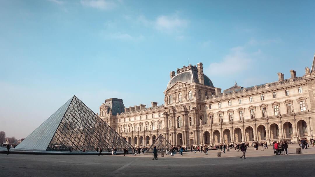 Louvre - Leonardo - kiállítás